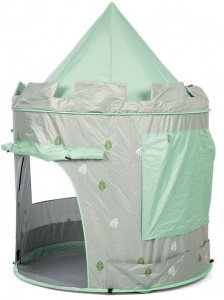 Mamamemo pop-up playtent Mint140 cm polyester green 2-piece