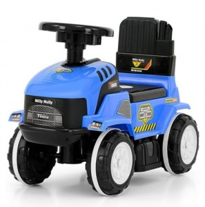 Milly Mally Ride On Rolly bogie Truck junior blue/black