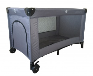 Pericles cot 125 x 65 cm anthracite