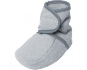 Playshoes baby shoes junior fleece grey