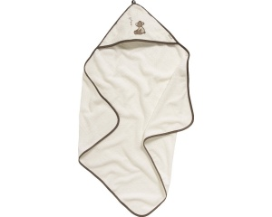 Playshoes badponcho beer beige junior