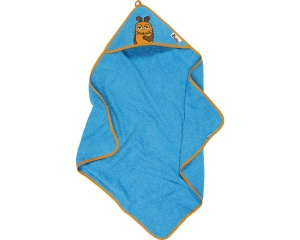 Playshoes badponcho muis aqua junior