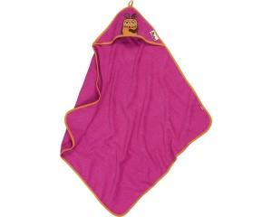 Playshoes badponcho muis roze junior