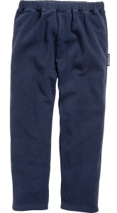 Playshoes fleecebroek junior navy