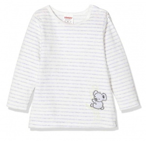 Playshoes pyjama shirt Koala junior white
