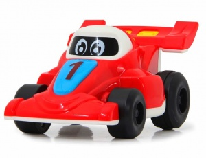 JAMARA racing car My Little Racerboys 16 cm rouge