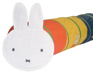 Rubo Toys Miffy crawl tunnel 180 x 46 cm