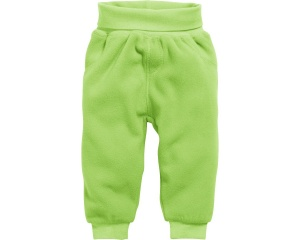 Schnizler broek Fleece junior groen
