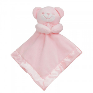 Soft Touch ours en peluche 38 cm rose