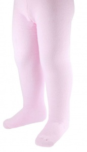 Soft Touch tights girls pink 12-24 months