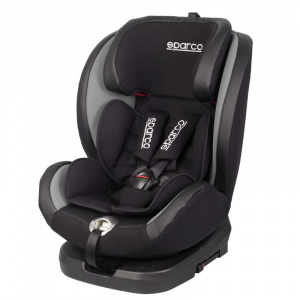 Sparco car seat SK600l (E8-R44) junior polyester/textile grey