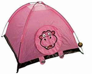 Summit play tent Kids Hippopotamus 115 x 115 x 84 cm pink