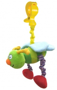 Taf Toys trilfiguur Insect junior 18 cm polyester