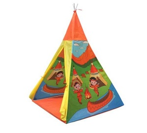 Toi-Toys Spielzelt Indian Tipi 100 cm