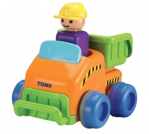 Tomy toy truck Toomies - Push 'n Go Truck41 cm multicolor