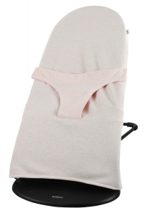 Trixie protective cover Grain Rose bouncer babybjörn cotton pink