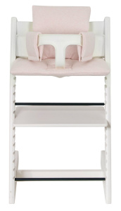 Trixie chair reducer Grain Rose Stokke Tripp Trapp cotton pink
