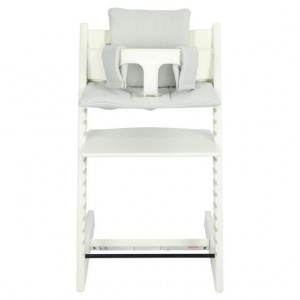 Trixie chair reducer Stokke Tripp Trapp Bliss cotton grey