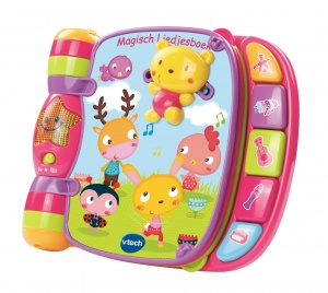 VTech Magic Songbook Pink