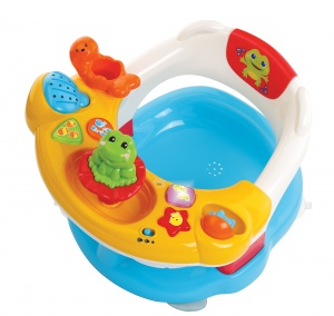 VTech Waterpret Badstoel bath toys 50 cm multicolor