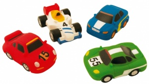 Waterworld Water jet set racers 8cm 4 pieces