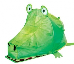 Worlds Apart play tent Make Snappy Happy green 100 cm
