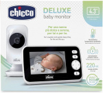 Chicco babyfoon Deluxe wit 2-delig