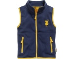 Playshoes bodywarmer fleece Muis junior navy