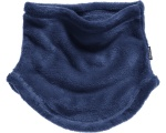 Playshoes fleece nekwarmer sjaal junior marineblauw one size