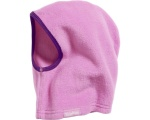 Playshoes fleece-muts polyester roze one size