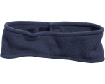 Playshoes Hoofdband Fleece donkerblauw one size